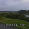 六田川排水ポンプ場外水位ライブカメラ(宮崎県宮崎市富吉)