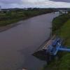 熊野川熊野川排水機場ライブカメラ(宮崎県宮崎市熊野)