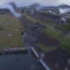 山内川山内川調整池ライブカメラ(宮崎県宮崎市赤江)