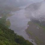 五ヶ瀬川川水流ライブカメラ(宮崎県延岡市北方町)