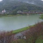 一ツ瀬川杉安橋ライブカメラ(宮崎県西都市南方)