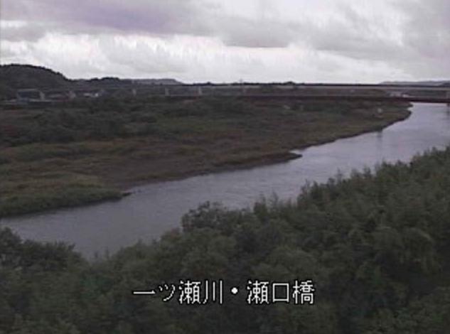 一ツ瀬川瀬口橋ライブカメラは、宮崎県西都市岡富の瀬口橋に設置された一ツ瀬川が見えるライブカメラです。