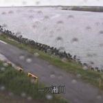 一ツ瀬川河口ライブカメラ(宮崎県新富町下富田)