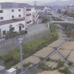 西秋松川秋松西地区排水機場ライブカメラ(福岡県飯塚市秋松)