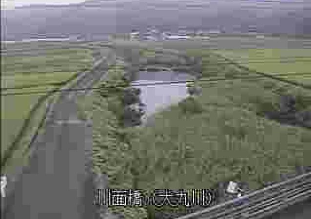 犬丸川川面橋ライブカメラは、大分県中津市三光の川面橋に設置された犬丸川が見えるライブカメラです。