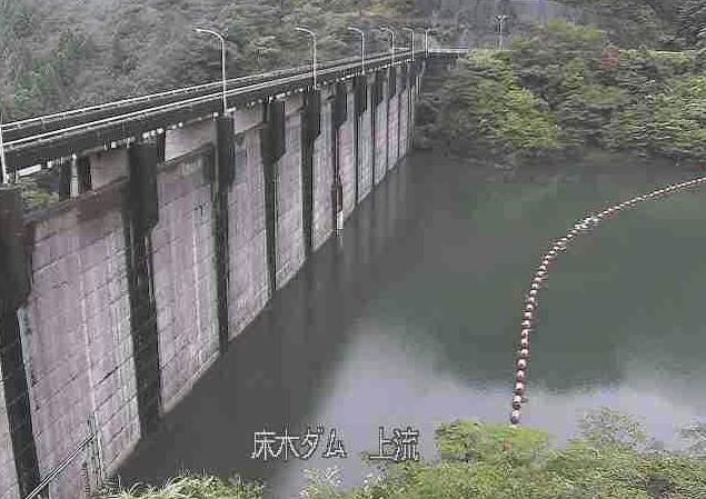 床木川床木ダム上流ライブカメラは、大分県佐伯市弥生の床木ダム上流に設置された床木川が見えるライブカメラです。