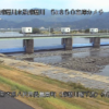 球磨川球磨川堰下流ライブカメラ(熊本県八代市麦島東町)