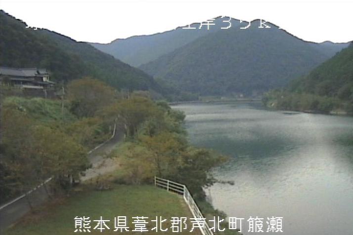 球磨川箙瀬ライブカメラは、熊本県芦北町の箙瀬に設置された球磨川が見えるライブカメラです。
