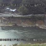 球磨川大瀬橋ライブカメラ(熊本県芦北町告)