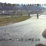 球磨川人吉橋ライブカメラ( 熊本県人吉市上青井町)