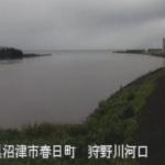 狩野川河口ライブカメラ(静岡県沼津市春日町)