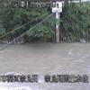 藁科川奈良間水位観測所ライブカメラ(静岡県静岡市葵区)
