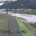 藁科川牧ヶ谷橋ライブカメラ(静岡県静岡市葵区)