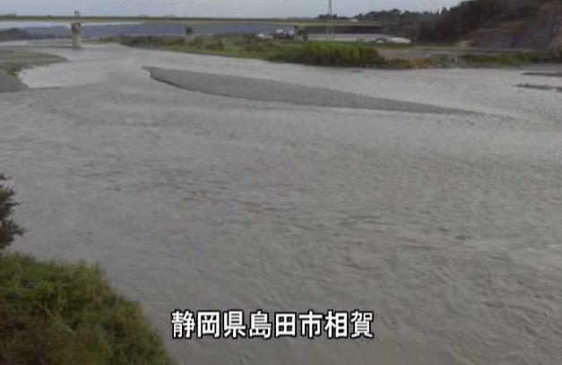 大井川相賀ライブカメラは、静岡県島田市の相賀に設置された大井川が見えるライブカメラです。