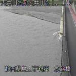 大井川水路橋ライブカメラ(静岡県島田市神座)