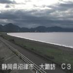 富士海岸大諏訪ライブカメラ(静岡県沼津市大諏訪)