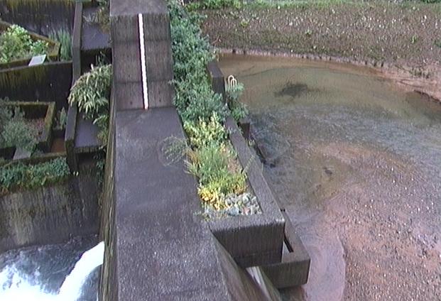 狩野川猫越第4砂防ダムライブカメラは、静岡県伊豆市湯ケ島の猫越第4砂防ダムに設置された狩野川が見えるライブカメラです。