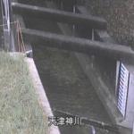 天津神川水位観測所ライブカメラ(京都府京田辺市田辺)