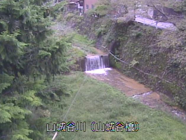 山城谷川山城谷橋ライブカメラは、京都府南山城村北大河原の山城谷橋に設置された山城谷川が見えるライブカメラです。