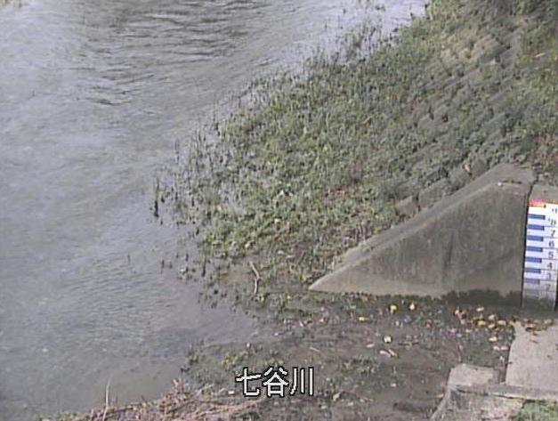 七谷川水位観測所ライブカメラは、京都府亀岡市河原林町の七谷川水位観測所に設置された七谷川が見えるライブカメラです。