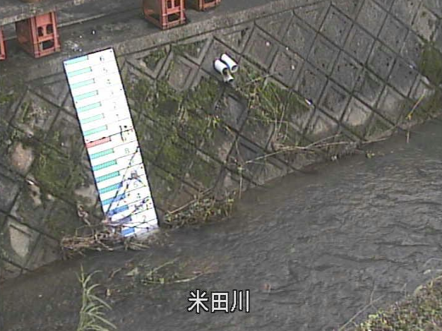 米田川水位観測所ライブカメラは、京都府舞鶴市上安の米田川水位観測所に設置された米田川が見えるライブカメラです。