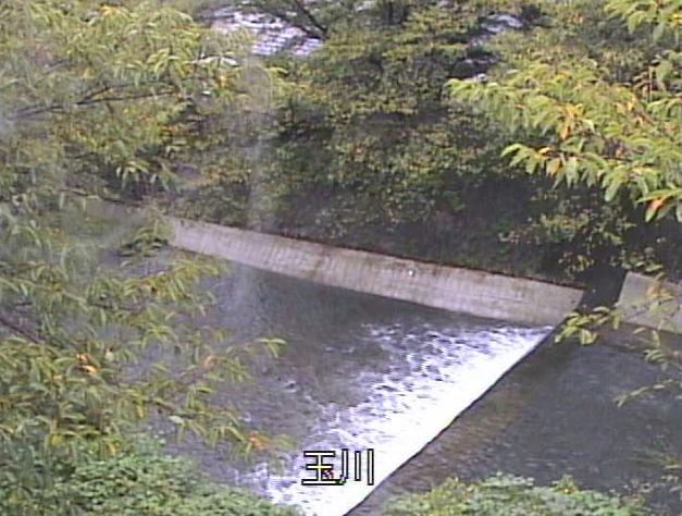 玉川井手観測所ライブカメラは、京都府井手町井手の井手観測所(井手水位観測所)に設置された玉川が見えるライブカメラです。
