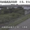 長良川河渡橋ライブカメラ(岐阜県岐阜市河渡)