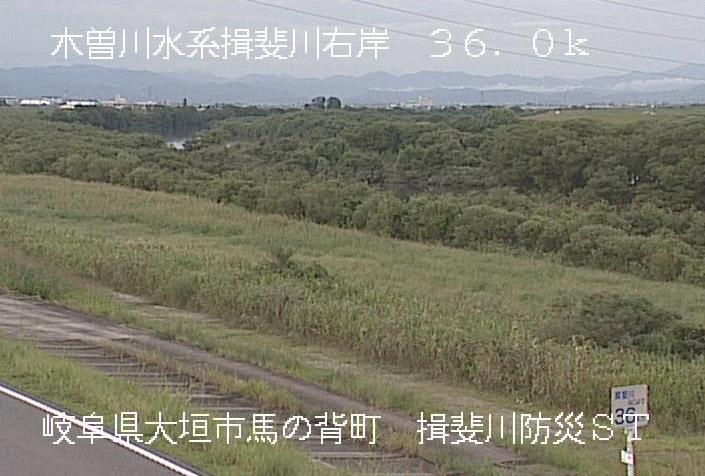 揖斐川防災ステーションライブカメラは、岐阜県大垣市馬の瀬町の揖斐川防災ステーション(揖斐川防災ST)に設置された揖斐川が見えるライブカメラです。