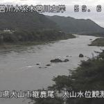 木曽川犬山ライブカメラ(愛知県犬山市継鹿尾)