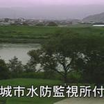 矢作川安城市水防監視所ライブカメラ(愛知県安城市小川町)