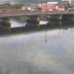 水俣川新水俣橋ライブカメラ(熊本県水俣市陣内)