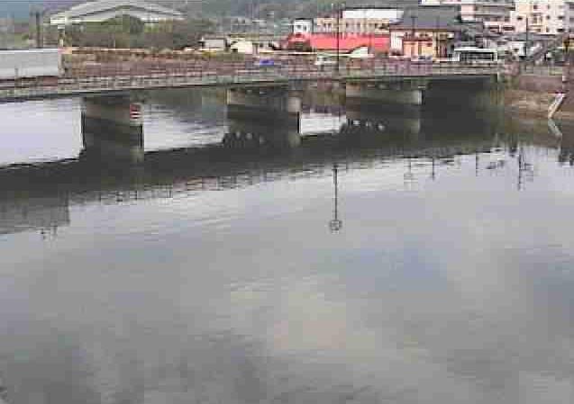 水俣川新水俣橋ライブカメラは、熊本県水俣市陣内の新水俣橋に設置された水俣川が見えるライブカメラです。