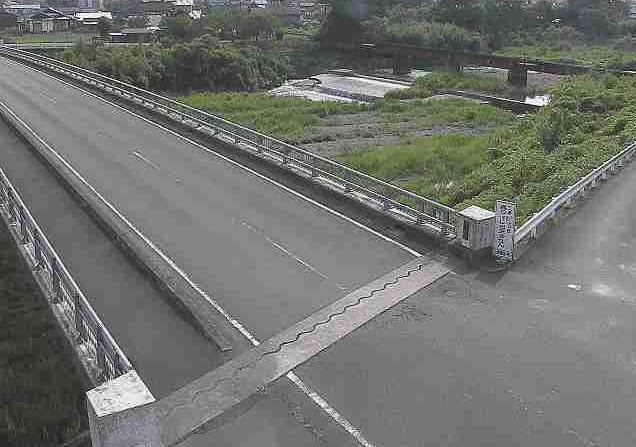 免田川あさぎり橋ライブカメラは、熊本県あさぎり町免田西のあさぎり橋に設置された免田川が見えるライブカメラです。