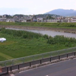 大和川昭和橋上流ライブカメラ(奈良県三郷町勢野東)