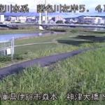 猪名川神津大橋下流ライブカメラ(兵庫県伊丹市森本)
