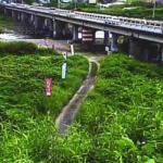 野洲川中郡橋ライブカメラ(滋賀県湖南市石部北)