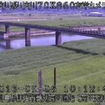 川内川荒田天神橋ライブカメラ(鹿児島県伊佐市菱刈)
