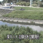 菊川嶺田水位観測所ライブカメラ(静岡県菊川市嶺田)