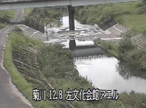 菊川菊川文化会館アエルライブカメラは、静岡県菊川市本所の菊川文化会館アエルに設置された菊川が見えるライブカメラです。