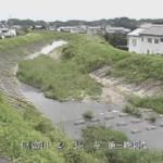 下小笠川第三城東橋ライブカメラ(静岡県掛川市川久保)