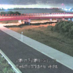 鈴鹿川磯津橋ライブカメラ(三重県四日市市塩浜町)