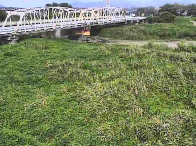 姉川難波橋ライブカメラは、滋賀県長浜市難波町の難波橋(難波橋水位観測所)に設置された姉川が見えるライブカメラです。