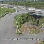 雲出川牧町流況ライブカメラ(三重県津市牧町)