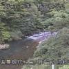 大入川川合水位局ライブカメラ(愛知県豊根村上黒川)