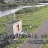 櫛田川中万第三排水樋管ライブカメラ(三重県松阪市中万町)