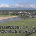 鈴鹿川庄野橋ライブカメラ(三重県鈴鹿市庄野東)