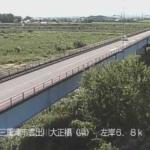 雲出川大正橋ライブカメラ(三重県津市牧町)