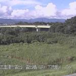 雲出川雲出橋ライブカメラ(三重県津市白山町)