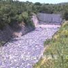 第一古里川桜島土石流状況ライブカメラ(鹿児島県鹿児島市有村町)