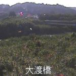 万之瀬川大渡橋ライブカメラ(鹿児島県南九州市川辺町)